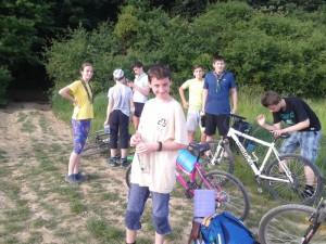 Bicyklový bivák